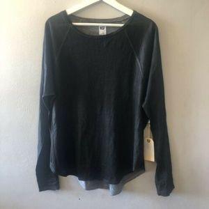 NSF Medium Shirt Loretta Tee Dolman Sleeve NWT